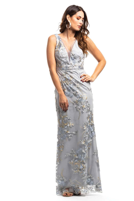 Ancor Dresses - Vestido elegante largo Ancor Dresses