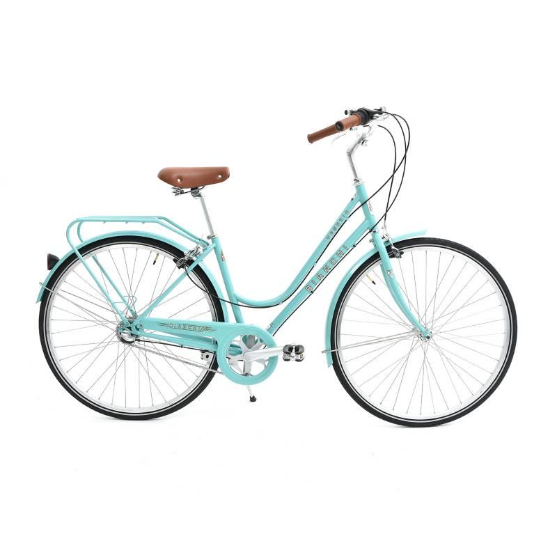 Bianchi - Bicicleta Urbana Bianchi Venezia 27 Pulgadas