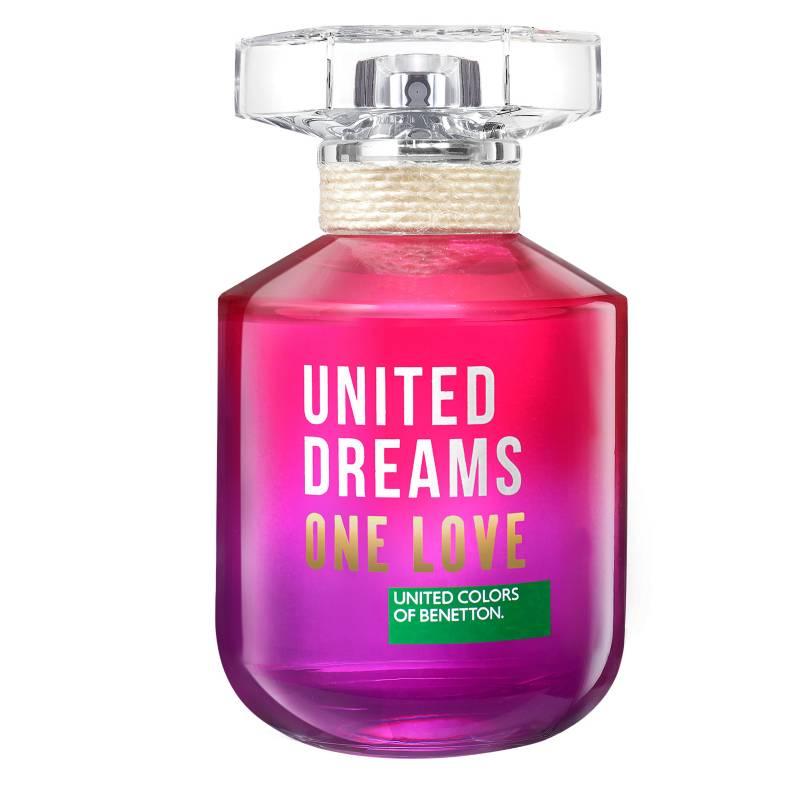 Benetton - Perfume Benetton United Dreams One Love Mujer 80 ml EDT
