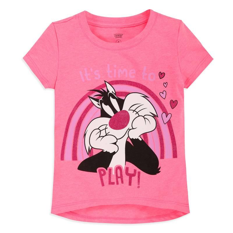 Looney Tunes - Camiseta Juvenil