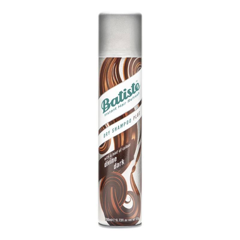 Batiste - Shampoo Seco Batiste Dark & Deep x 200 ml