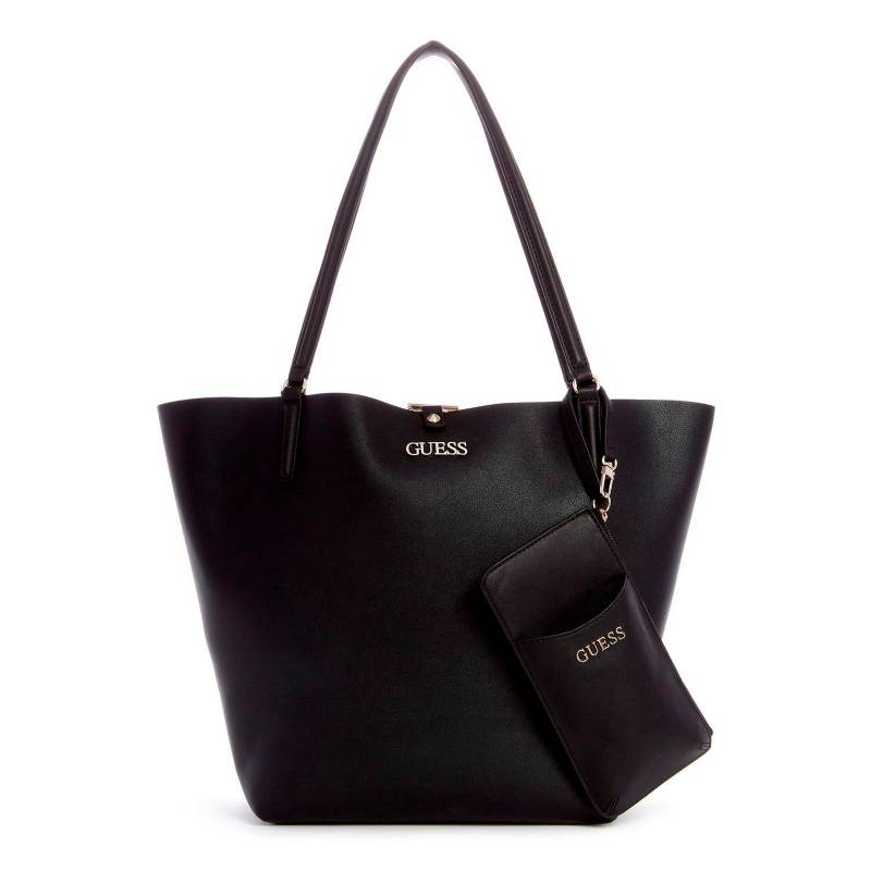 Guess - Bolso Guess de hombro Alby Toggle