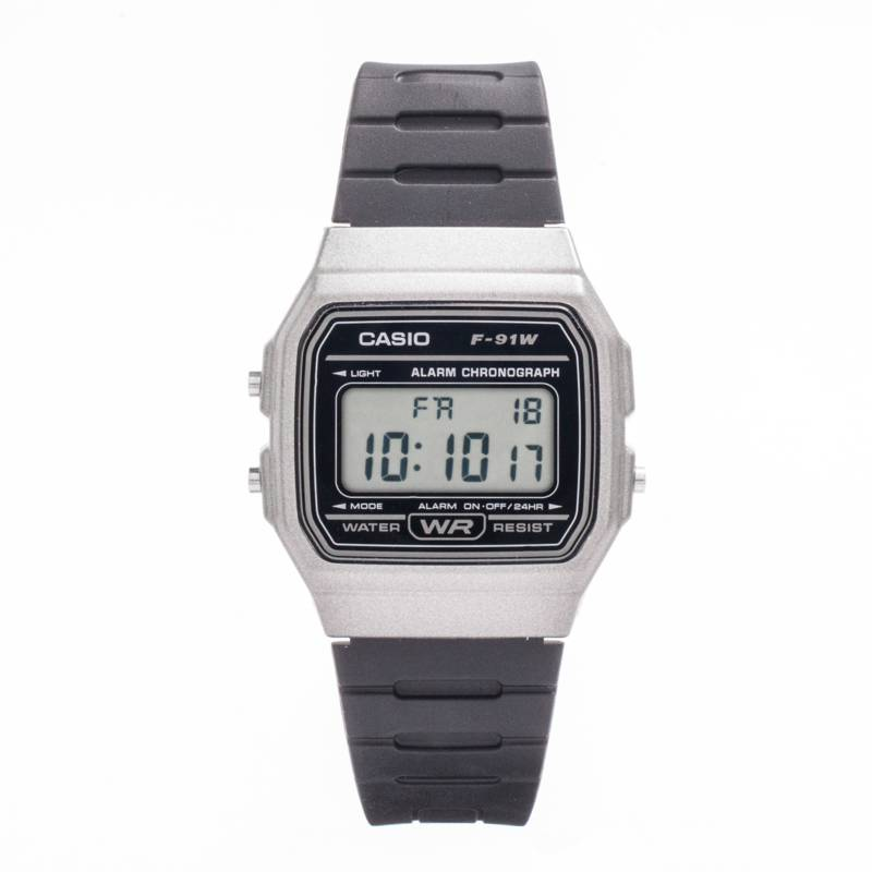 Casio - Reloj Hombre Casio F-91WM-1B