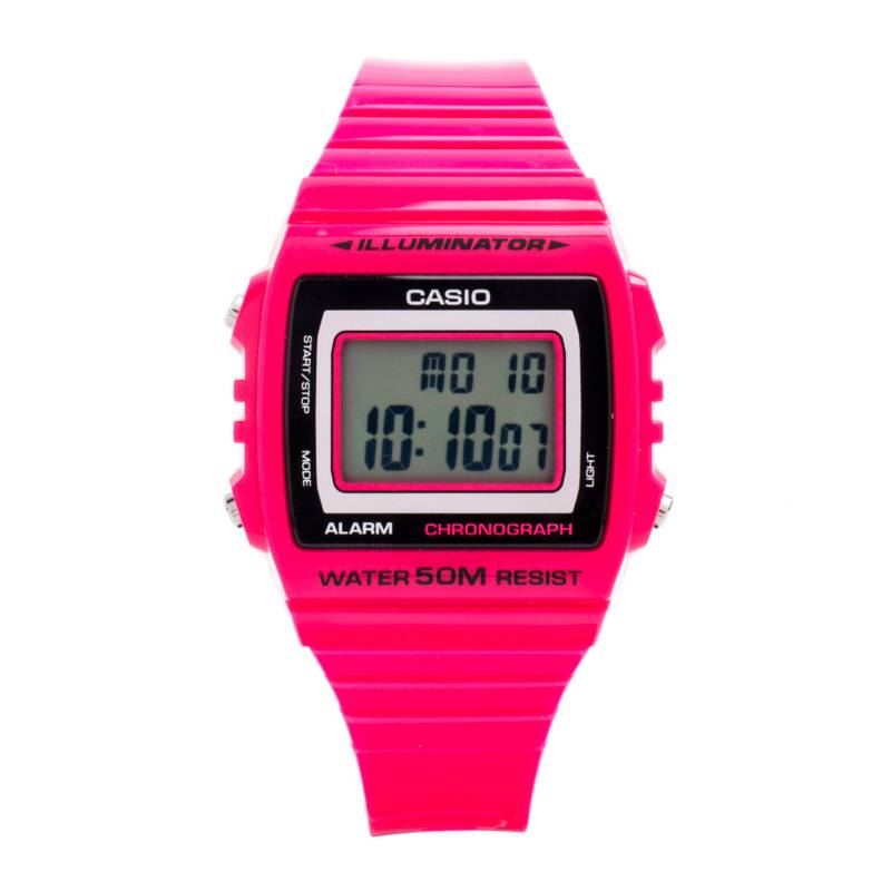 Casio - Reloj Mujer Casio W-215H-4AV