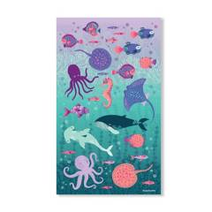 La Pequeña Galería - Toalla Infantil Mar Microfibra 70 x 120 cm
