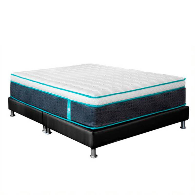 Boxi Sleep - Colchón con base Boxi Sleep Queen Boxi Life