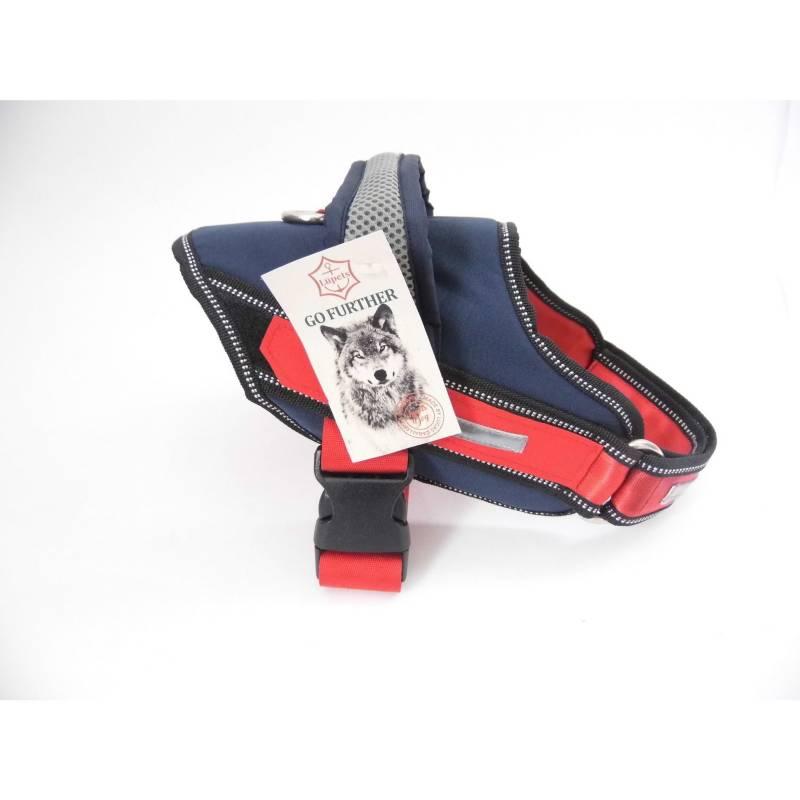 Shockpets - Arnes deportivo para perro talla 4XL