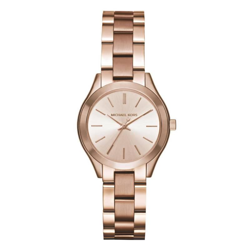 Michael Kors - Reloj Mujer Michael Kors Mini Slim MK3513