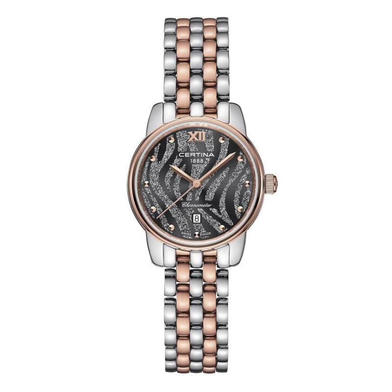 Certina - Reloj Mujer Certina DS-8 Lady 27MM C033.051.22.088.00