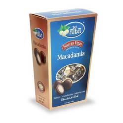 Del Alba - Estuche Mac Caramelizada Con Chocolate de Leche