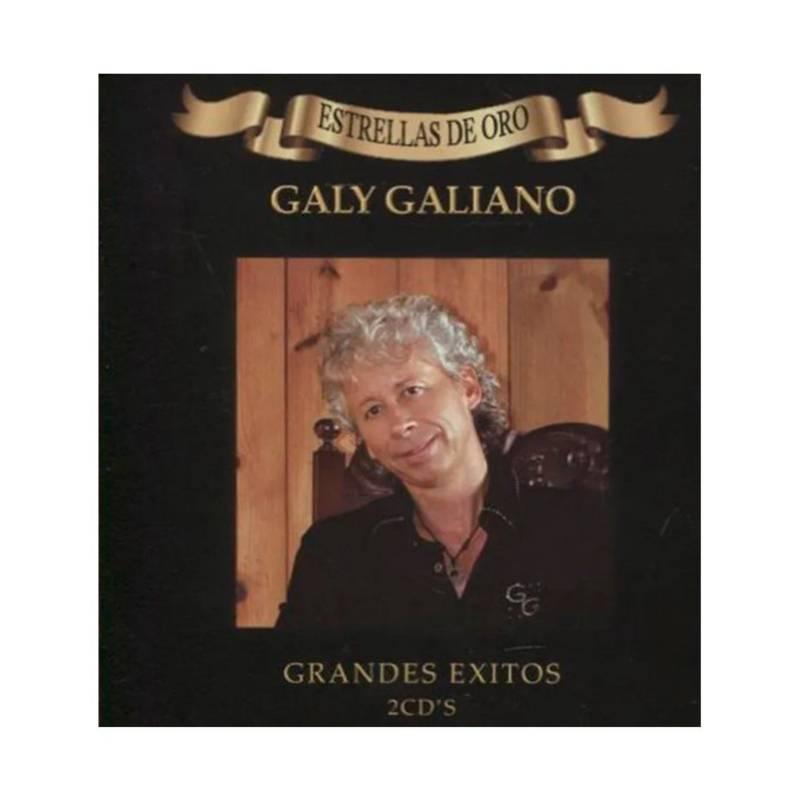Elite Entretenimiento - Galy Galeano Estrellas De Oro (Cdx2)