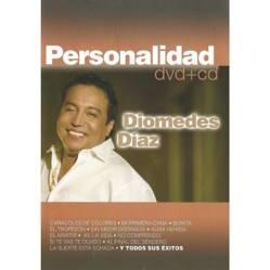 Diomedes Diaz-Personalidad (Dvd+Cd)