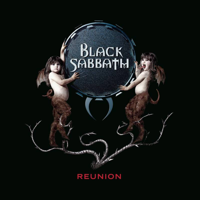 Elite Entretenimiento - Black Sabbath-Reunion (Cdx2)