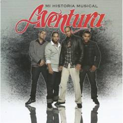 Aventura-Mi Historia Musical (Cd+Dvd)