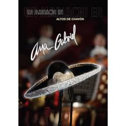 Elite Entretenimiento - Ana Gabriel Un Mariachi En Altos De Chavon Dvd+Cd