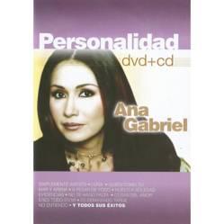 Elite Entretenimiento - Ana Gabriel Personalidad (Dvd+Cd)