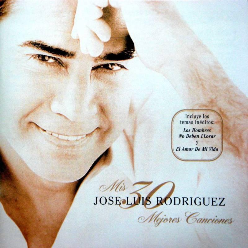 Elite Entretenimiento - Jose Luis Rodriguez Mis 30 Mejores Canciones Cdx2