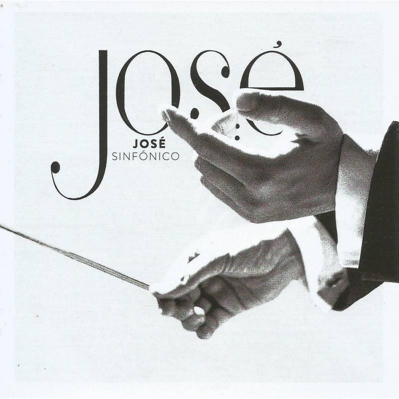 Elite Entretenimiento - José José Sinfónico (Cdx2)