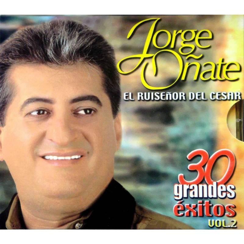 Elite Entretenimiento - Jorge O#Ate 30 Grandes Exitos Vol.2 (Cdx2)