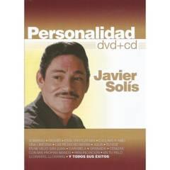Elite Entretenimiento - Javier Solis Personalidad (Dvd+Cd)
