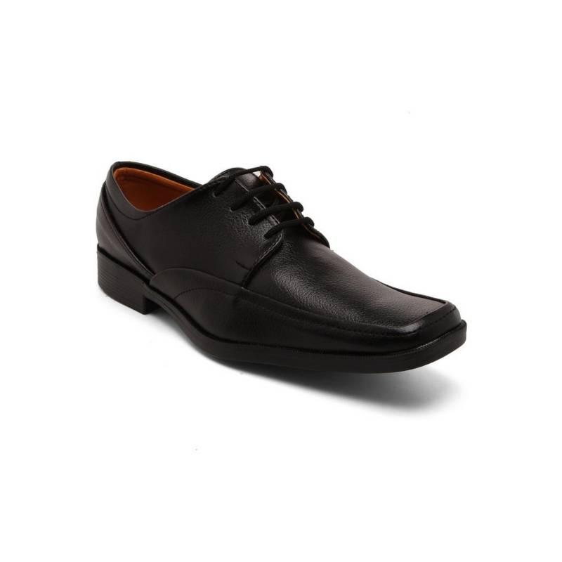 Tellenzi - Zapatos Formales Negro Tellenzi 3020