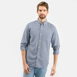 Camisa Casual Hombre Manga Larga Gap