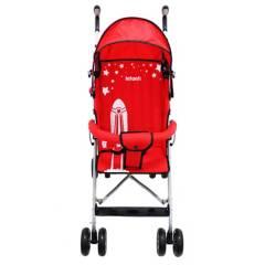 Infanti - Coche Sombrilla H108 Space Rojo