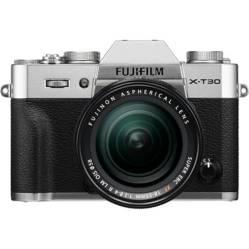 Cámara profesional Fujifilm X-T30 Mirrorless + XF 18-55mm f2.8-4