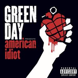 Green Day / American Idiot (Cdx1)