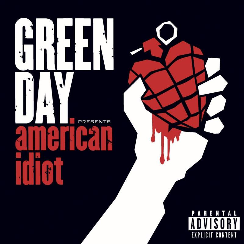 Elite Entretenimiento - Green Day / American Idiot (Cdx1)