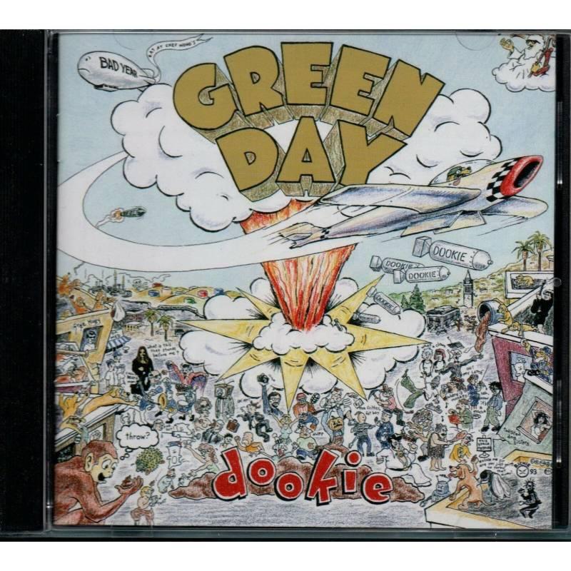 Elite Entretenimiento - Green Day / Dookie (Cdx1)
