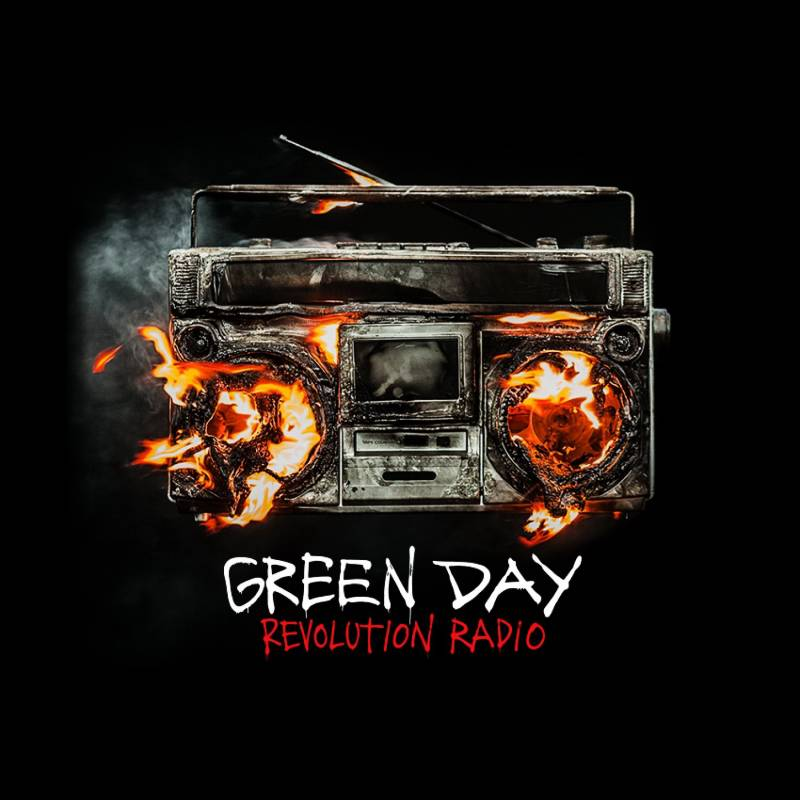 Elite Entretenimiento - Green Day/ Revolution Radio (Cdx1)