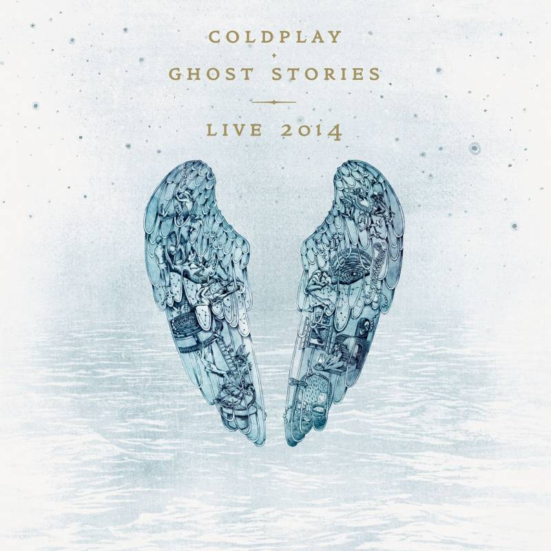 Elite Entretenimiento - Coldplay/ Ghost Stories Live 2014 (Cd+Dvd)