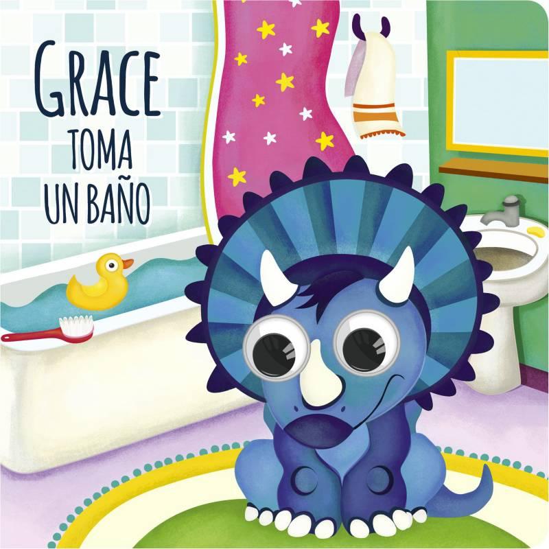 Grupo sin fronteras - Grace Toma Un Baño