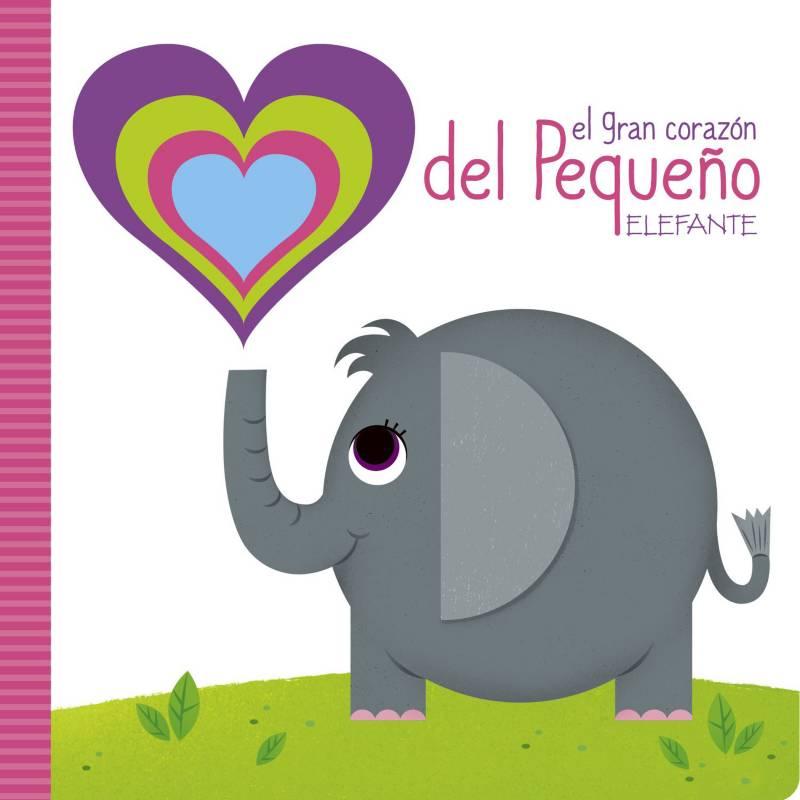 Grupo sin fronteras - El Gran Corazon Del Pequeño Elefante