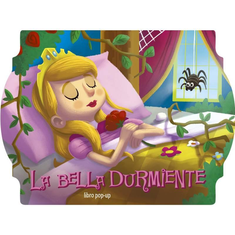 Grupo sin fronteras - La bella durmiente pop up
