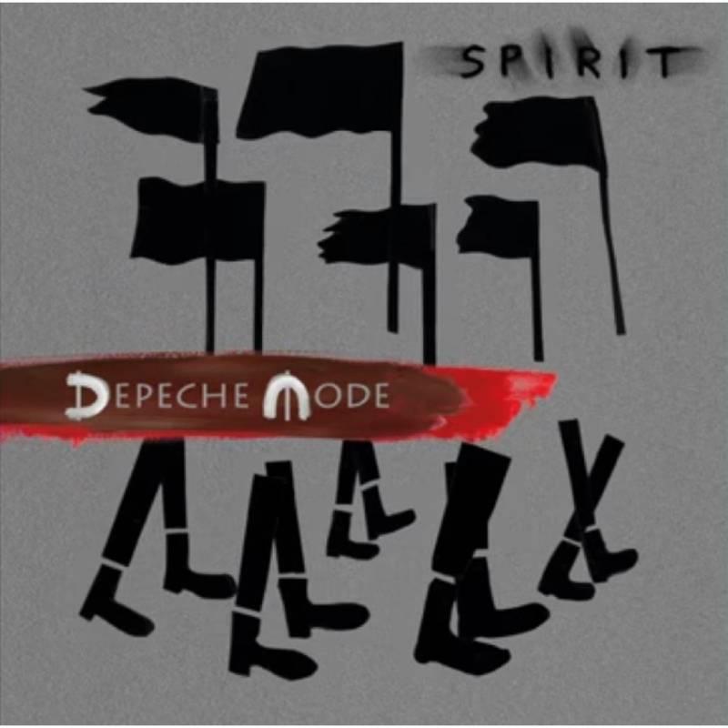 Elite Entretenimiento - Depeche Mode  Spirit (Cdx1)