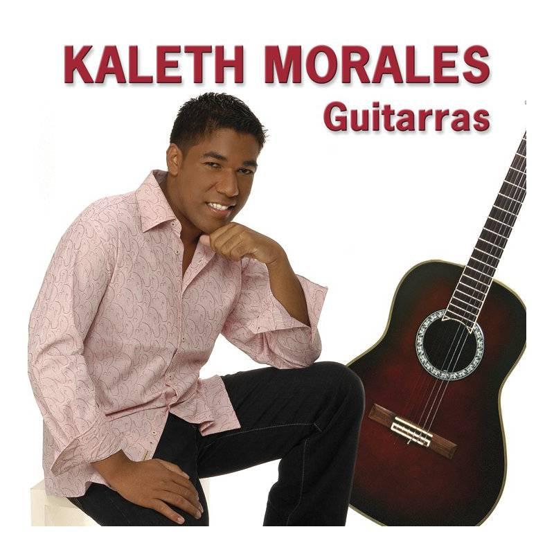 Elite Entretenimiento - Kaleth Morales En Guitarras (Cdx1)
