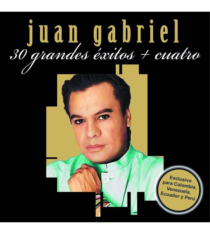 Elite Entretenimiento - Juan Gabriel 30 Grandes Exitos (Cdx2)