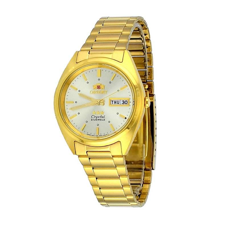 Orient - Reloj Automático Acero Hombre FAB00002C