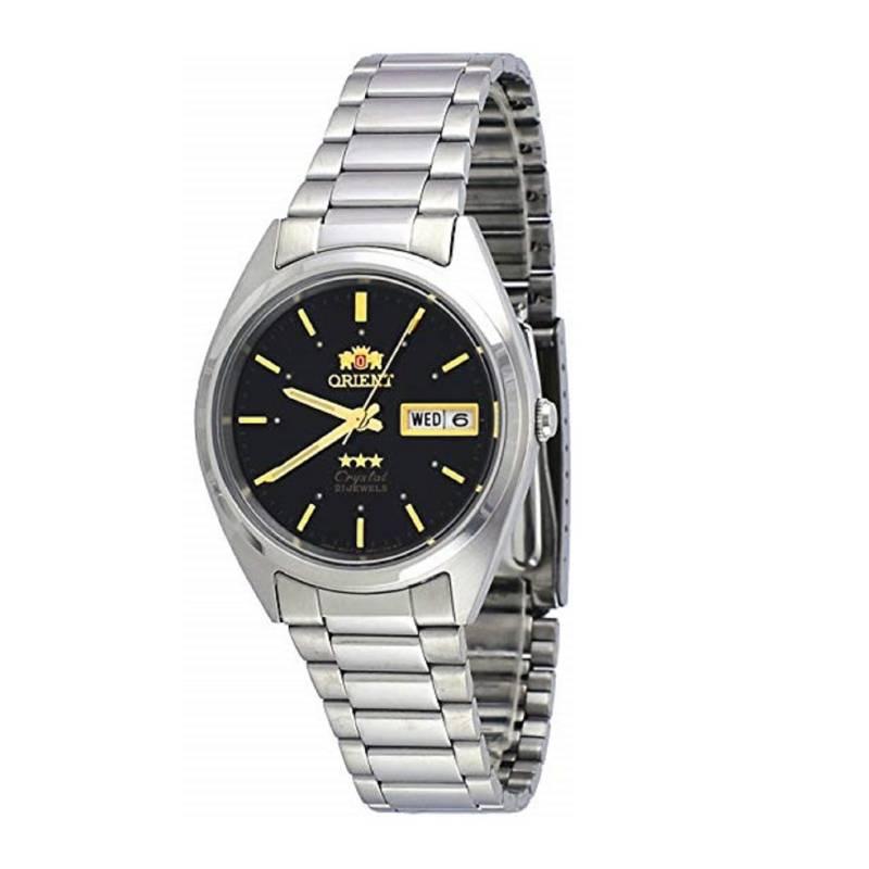 Orient - Reloj Automático Acero Hombre FAB00005B
