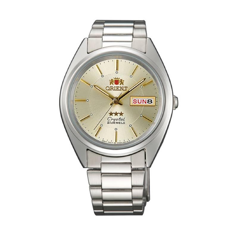 Orient - Reloj Automático Acero Hombre FAB00006C