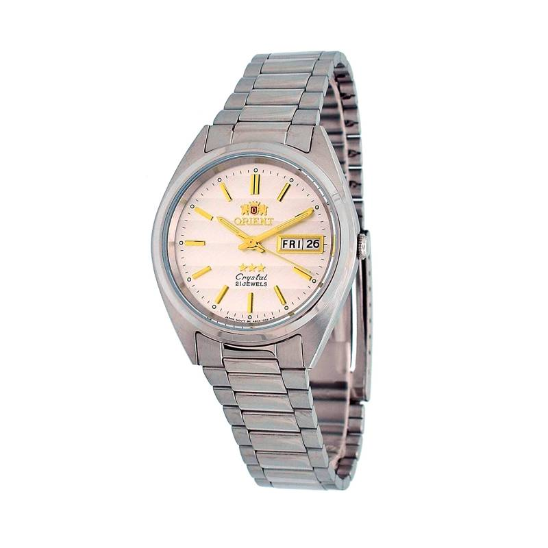 Orient - Reloj Automático Acero Hombre FAB00007W