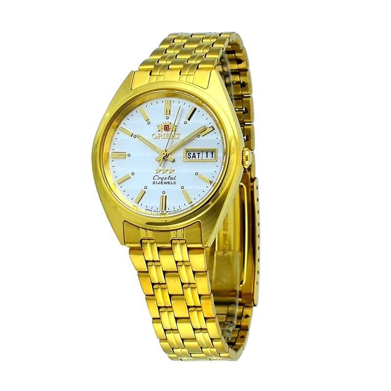 Orient - Reloj Automático Acero Hombre FAB00008W