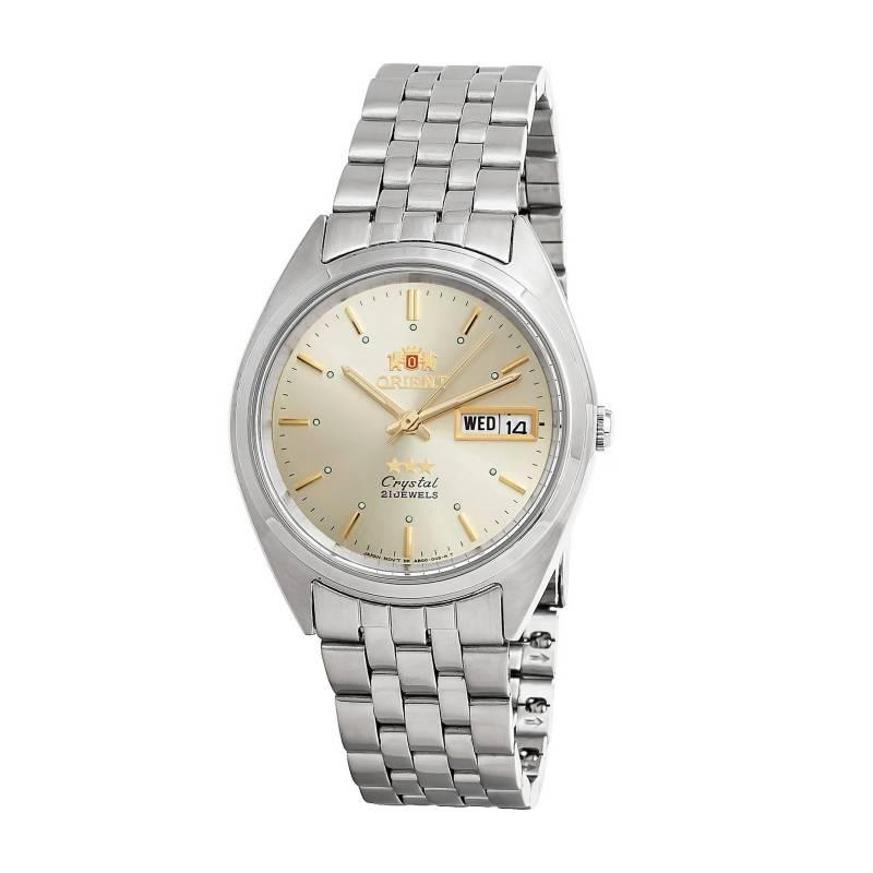 Orient - Reloj Automático Acero Hombre FAB0000AC