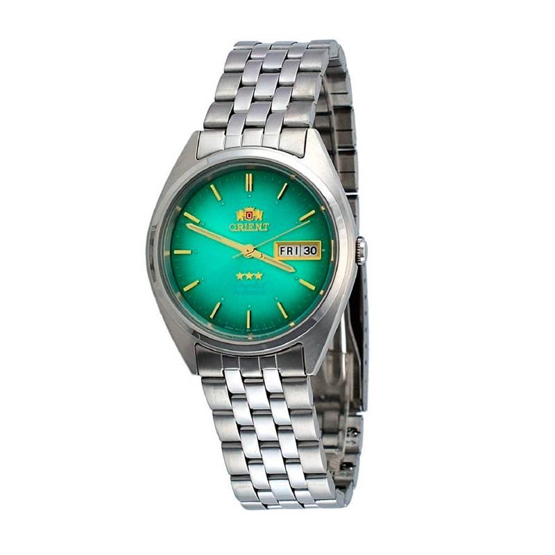 Orient - Reloj Automático Acero Hombre FAB0000AF