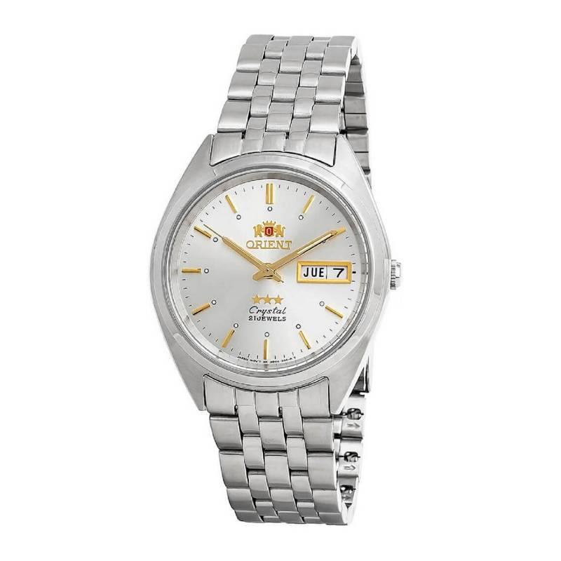 Orient - Reloj Automático Acero Hombre FAB0000AW
