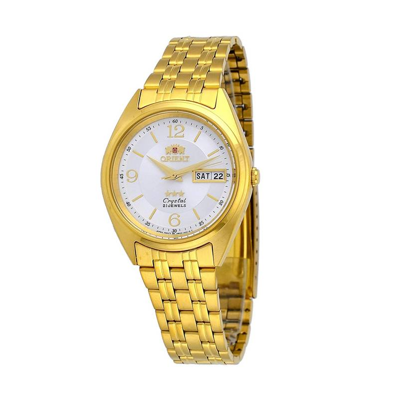 Orient - Reloj Automático Acero Hombre FAB0000CW