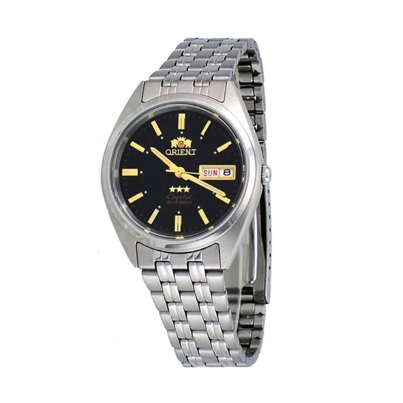 Orient - Reloj Automático Acero Hombre FAB0000DB