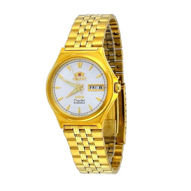 Orient - Reloj Automático Acero Hombre FAB02001W